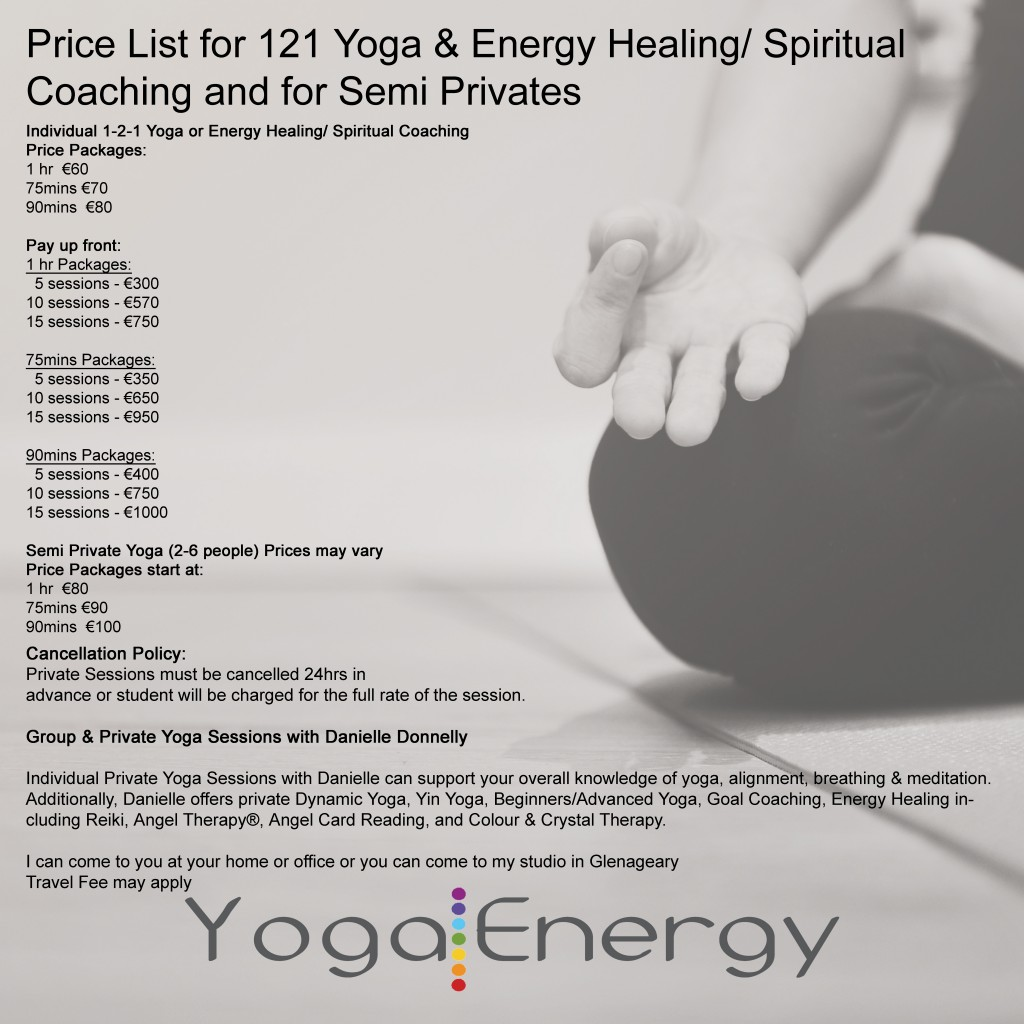 YogaENERGYPRICE   FEB Price