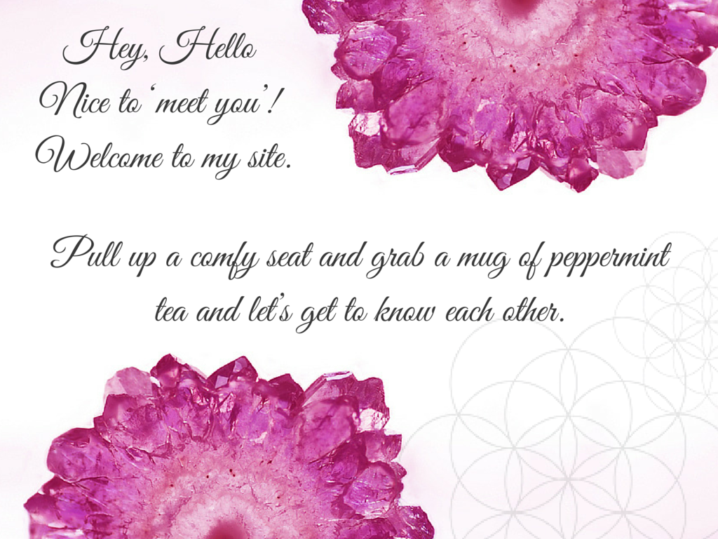Hey, Hello – Nice to 'meet you'! Welcome (3)